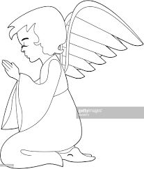 207x243 Draw Little Kid Angel Jesus