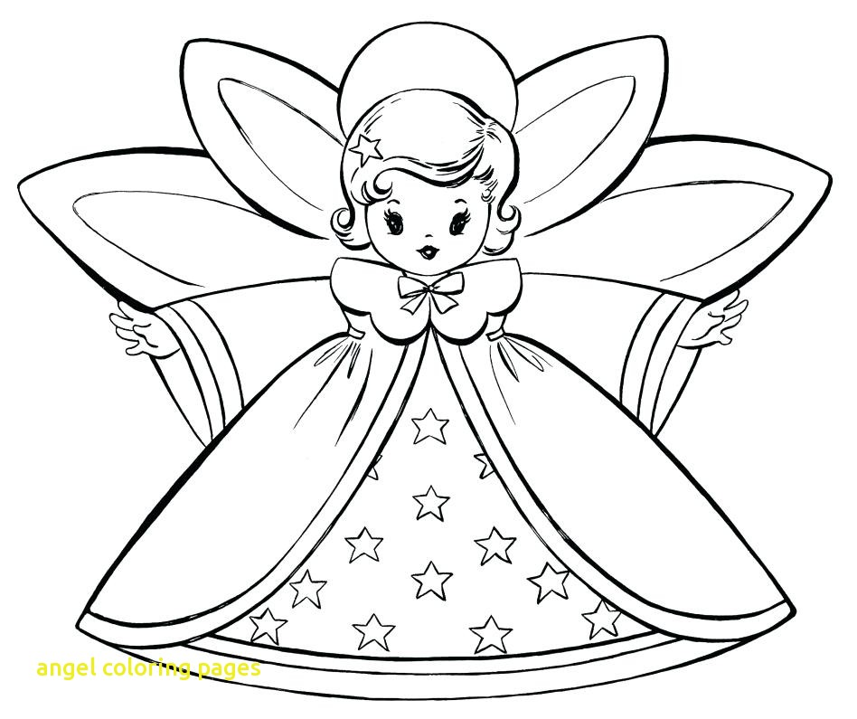948x795 Angel Coloring Pages With Guardian Angel Coloring Pages Guardian