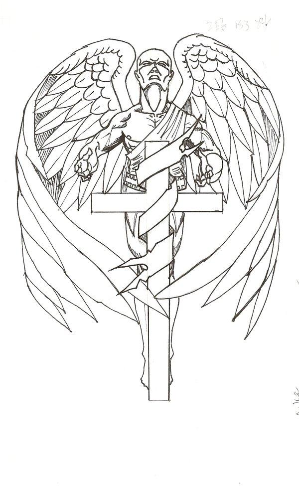 600x975 God's Warrior By Elcid423