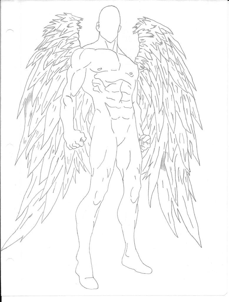 778x1026 Angel Warrior By Expoartexplorer