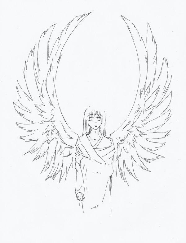 600x781 Angel Wings By Riceballclubdotorg