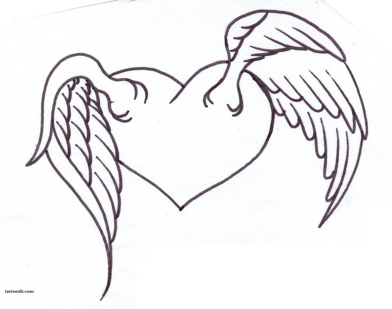 1347x1063 Angel Wing Tattoo Designs