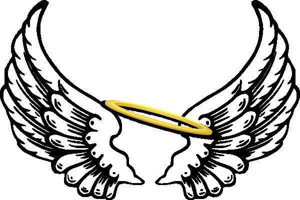 600x401 Angel Halo Clip Art