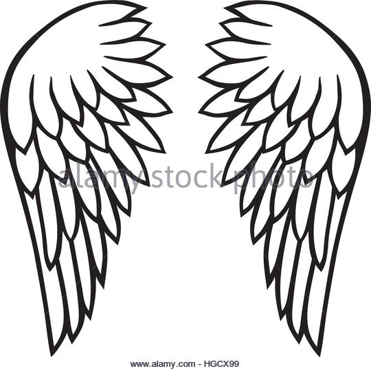 540x540 Flight Of The Angel Stock Vector Images