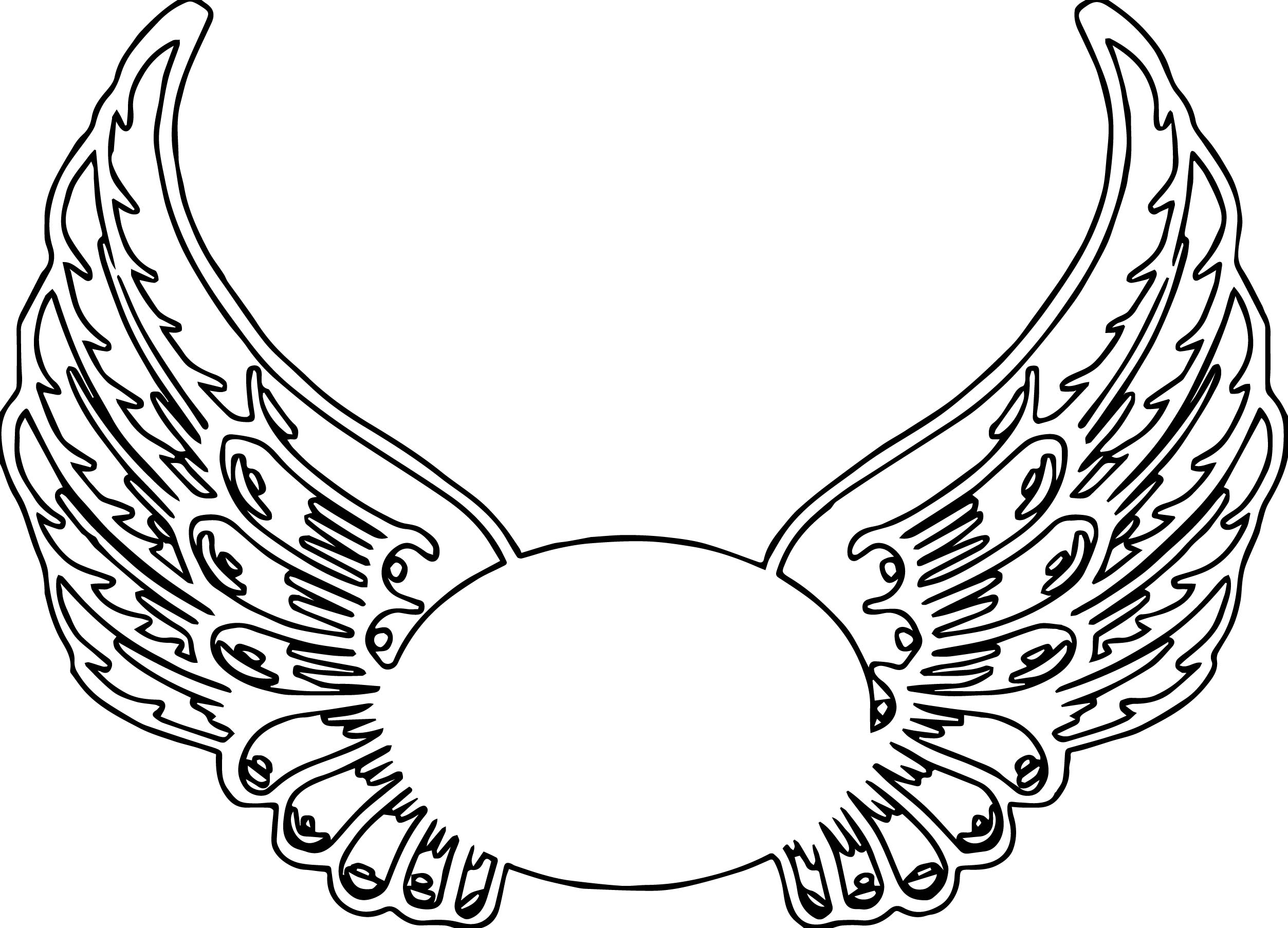 2506x1806 Guardian Angel Wings Hi Coloring Page Wecoloringpage