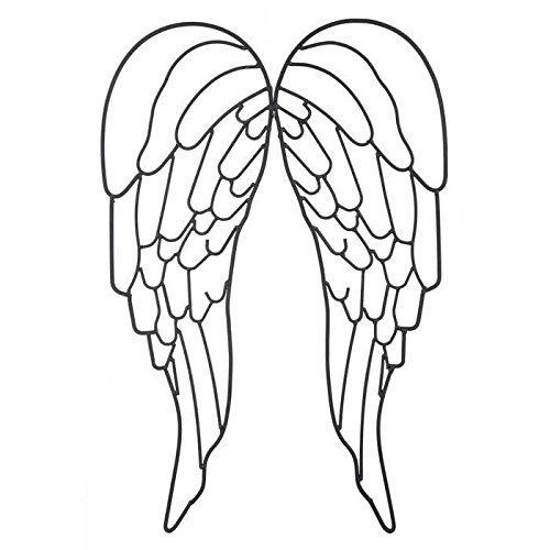 500x500 Angel Wings Art