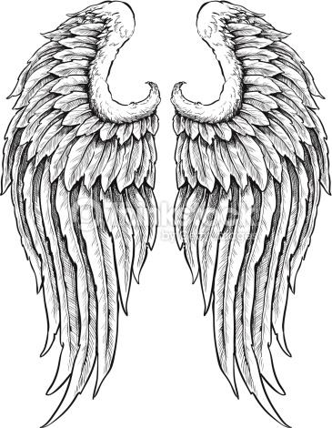 365x470 Medieval Wings