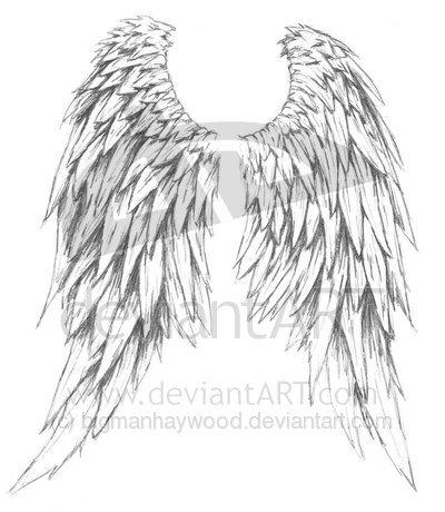 400x460 Best Tribal Tattoo Gallery Tagscross Wings Tattoo