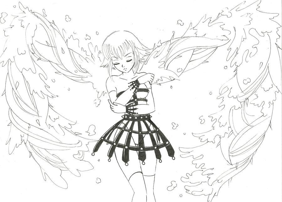900x645 Splash Wings Angel