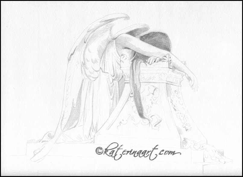 806x587 Weeping Angel