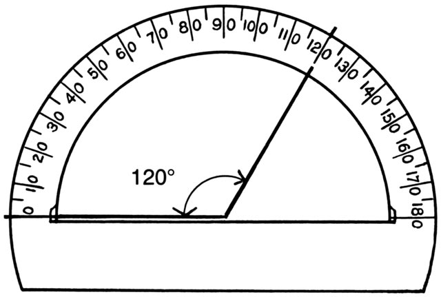640x431 Protractor Drawing