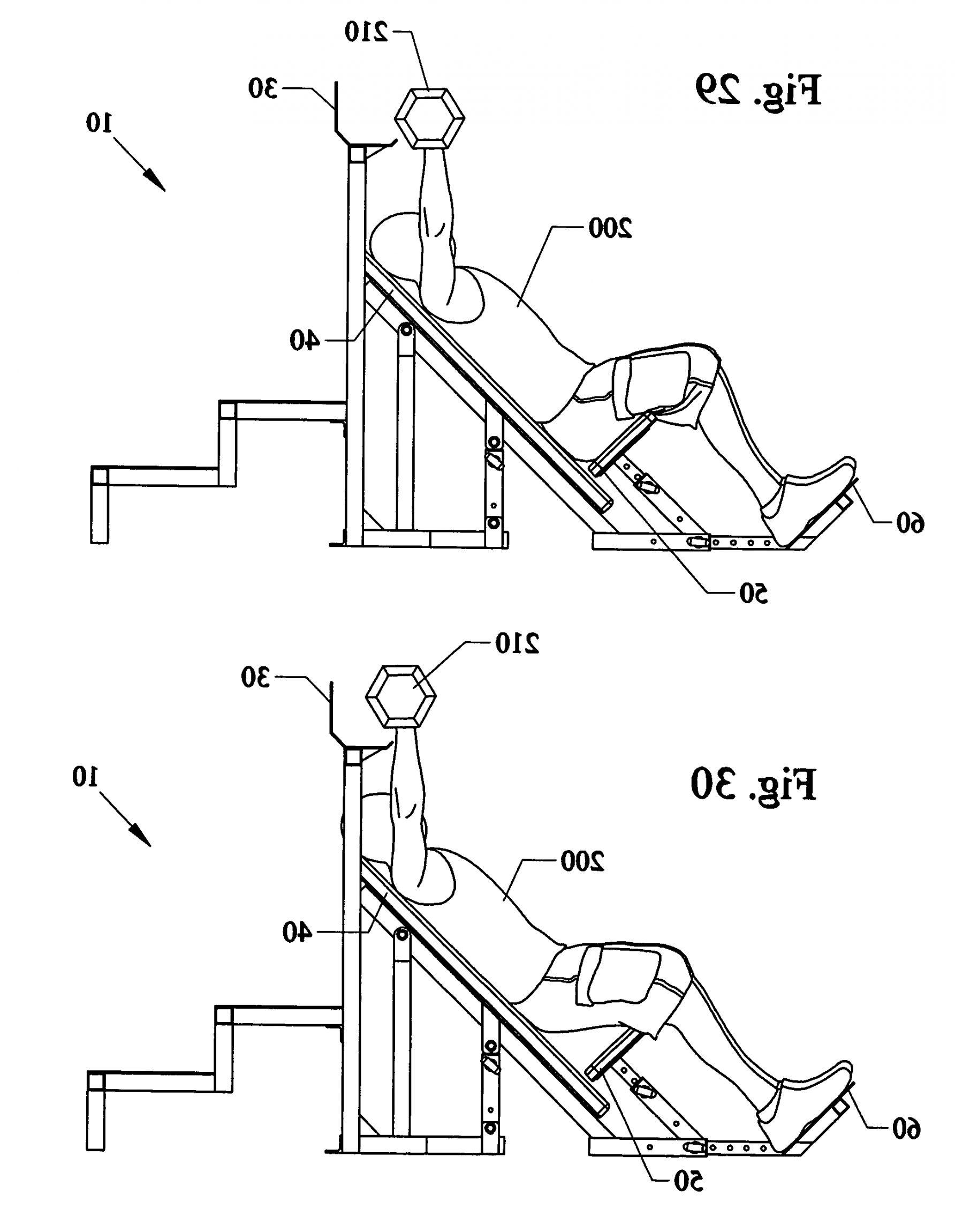 1784x2300 Superb Angle Incline Bench Press