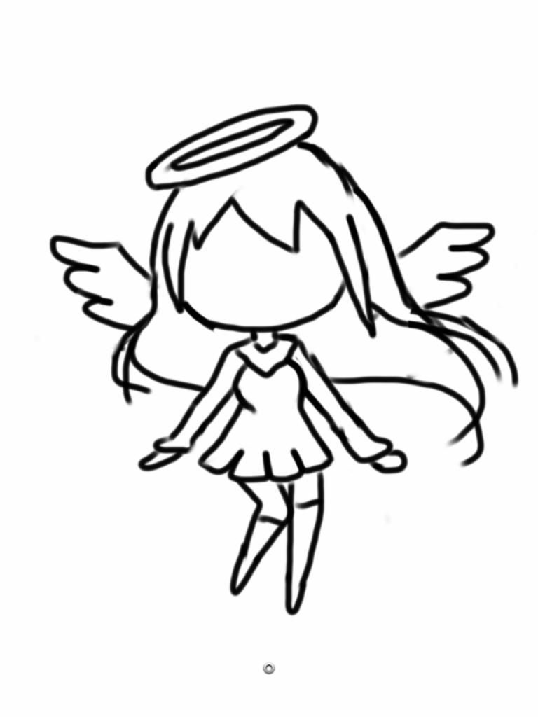 768x1024 Angle Sketch By Artfan780