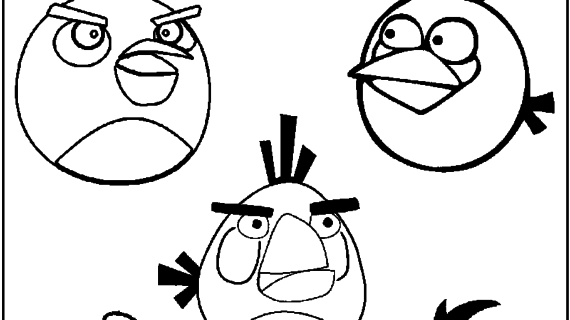 570x320 Angry Birds Drawing Templates Angry Birds Drawing Templates 3696