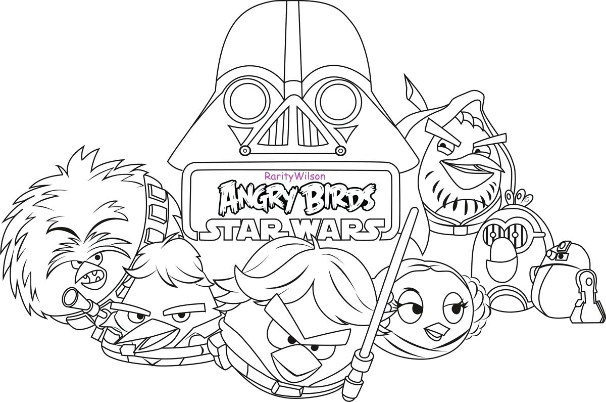 1200x795 Printable Angry Birds Coloring Pages Printable