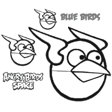 230x230 Top 40 Free Printable Angry Birds Coloring Pages Online