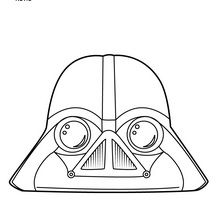 220x220 Vader Coloring Pages