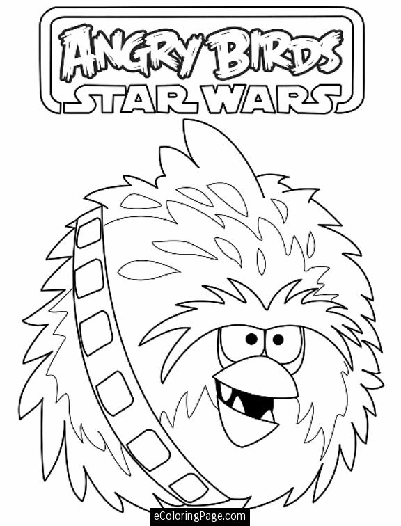 576x756 Angry Birds Star Wars Yoda Egg Coloring Page