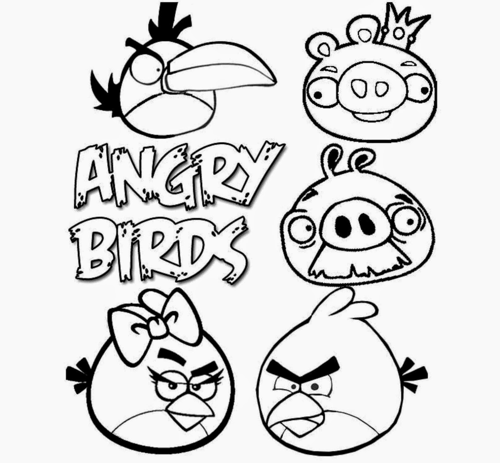 1600x1480 Colour Drawing Free Wallpaper Angry Birds Coloring Drawing Free