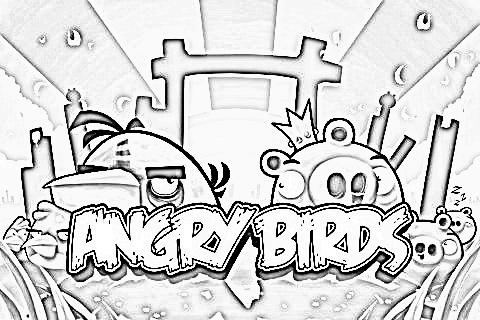 480x320 Angry Birds