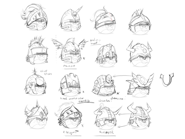 600x450 Angry Birds Epic On Twitter Check Out Some Really Cool Sketches
