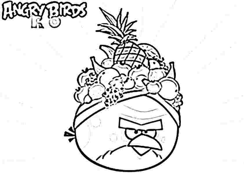 Amazing Angry Birds Space Coloring Pages Lazer Bird Image Collection ...