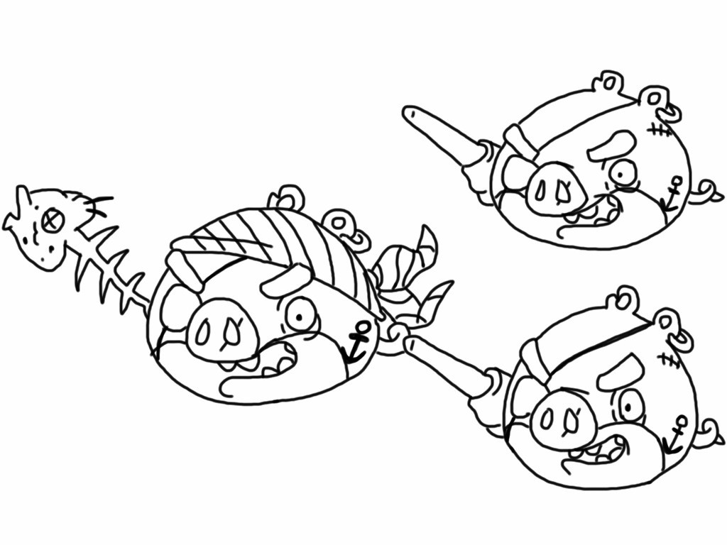 1024x768 Angry Birds Bomb Coloring Pages Best Of Epic
