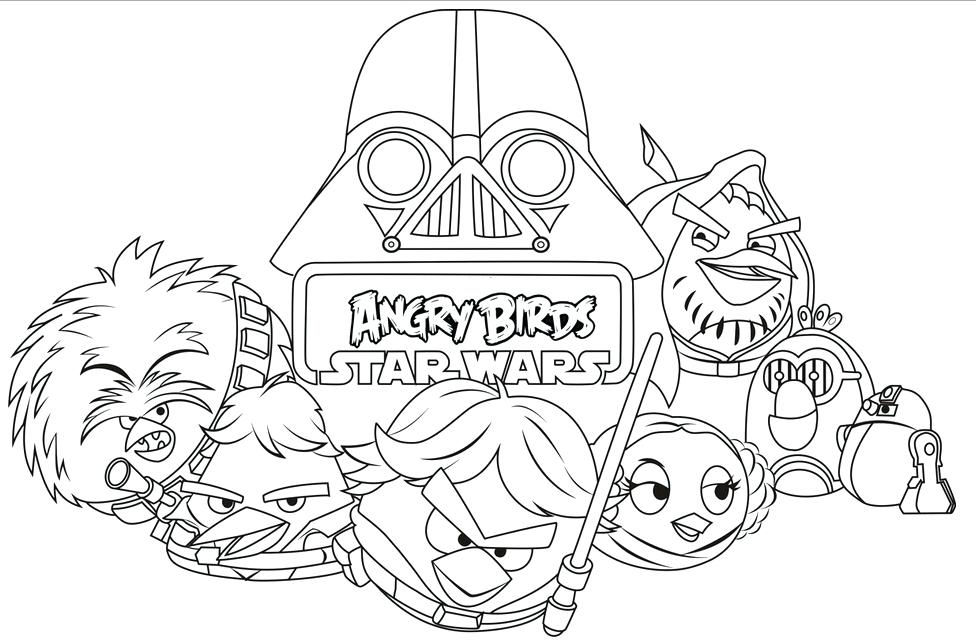 976x644 Angry Birds Coloring Games Angry Birds Coloring Pages Angry Birds