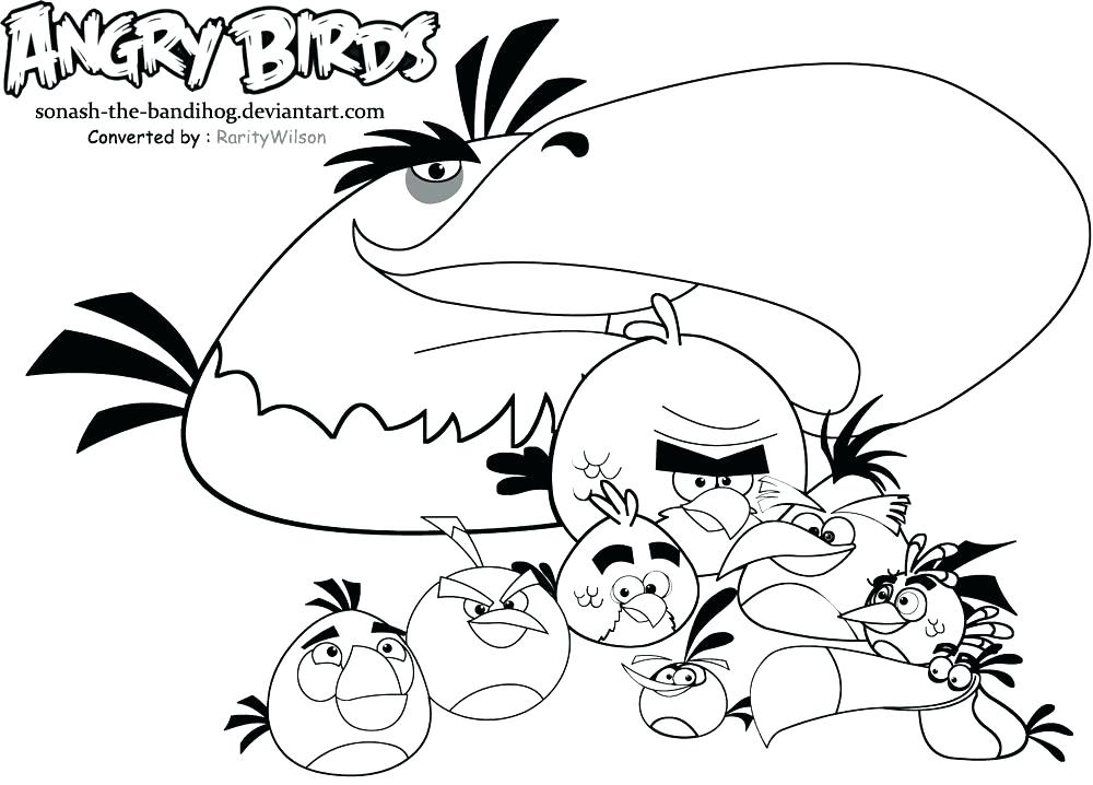 This Page Contains Information About Angry Birds Space Coloring Book