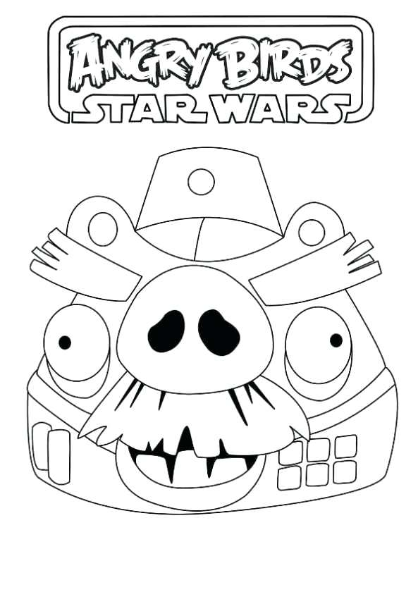 Angry Birds Star Wars Drawing at GetDrawings.com | Free for personal ...