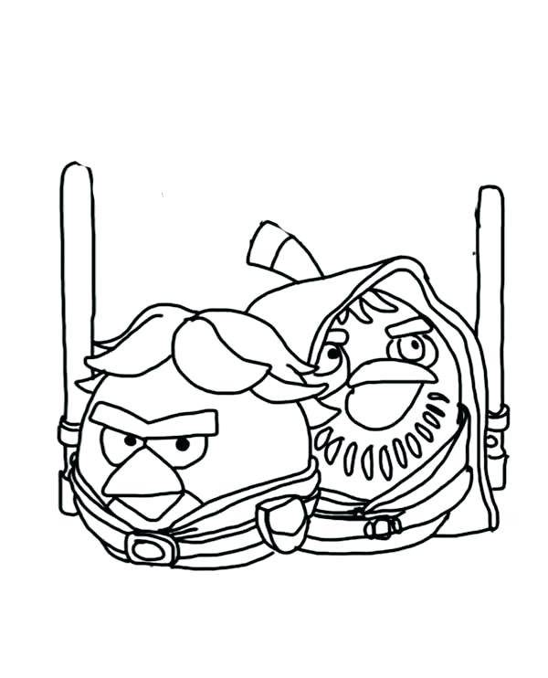 angry birds star wars drawing at getdrawings com free for personal