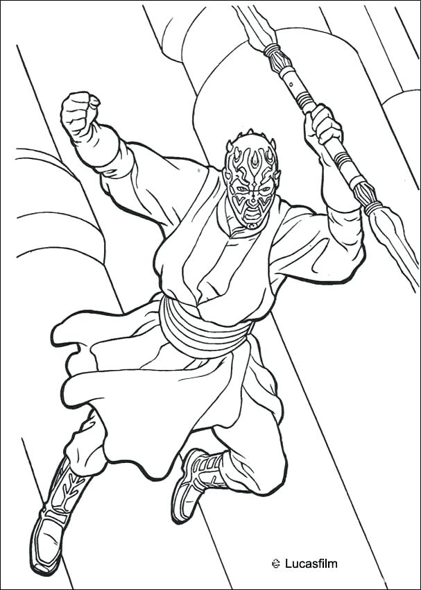 607x850 Stars Wars Coloring Pages Star Wars Coloring Pages Star Wars Kids