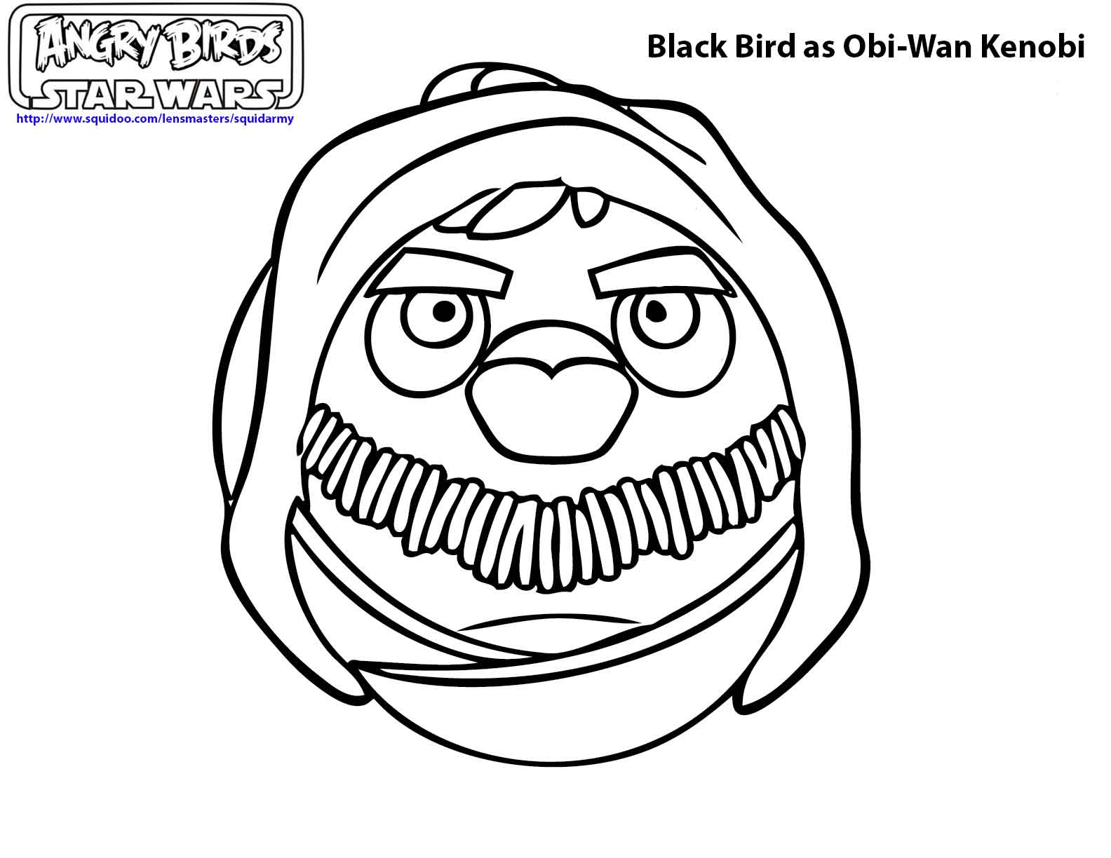 1584x1224 Angry Birds Star Wars Coloring Pages Coloring Pages