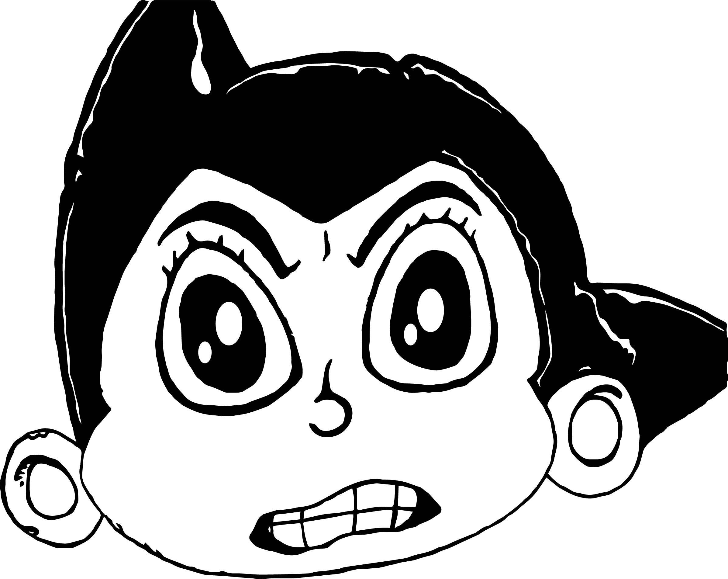 Line Drawing Cartoon Face : Angry face cartoon drawing at getdrawings.com free for personal
