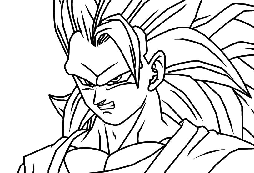 813x553 Ssj3 Goku