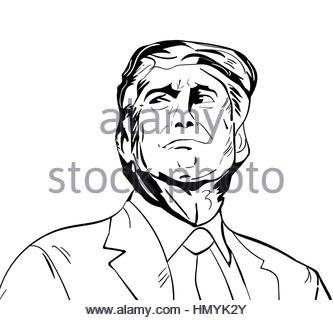 333x320 Isolated Illustration Cartoon Head Draw Grandpa Grandfather