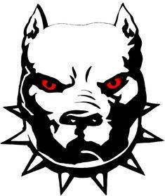 235x279 Dog Drawings, Pit Bull
