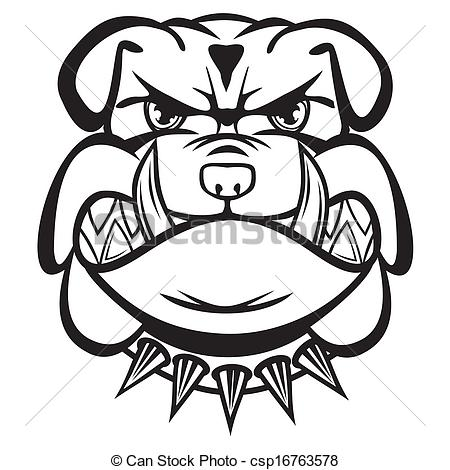 450x470 Angry Cartoon Pit Bull Dog Stock Photos And Images. 106 Angry