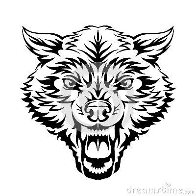 400x400 16c3f49a48bc2d722f13218a6639211b Wolf Head Tattoo Royalty Free