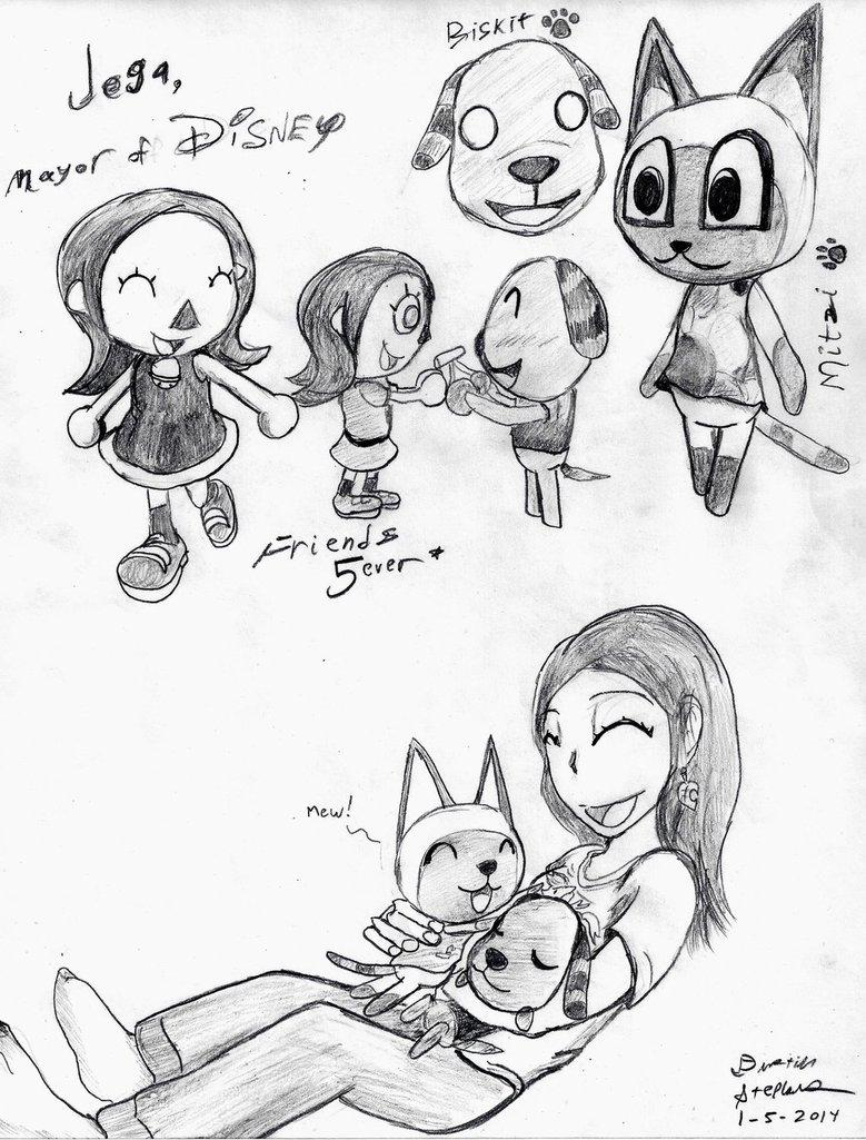 779x1025 Animal Crossing