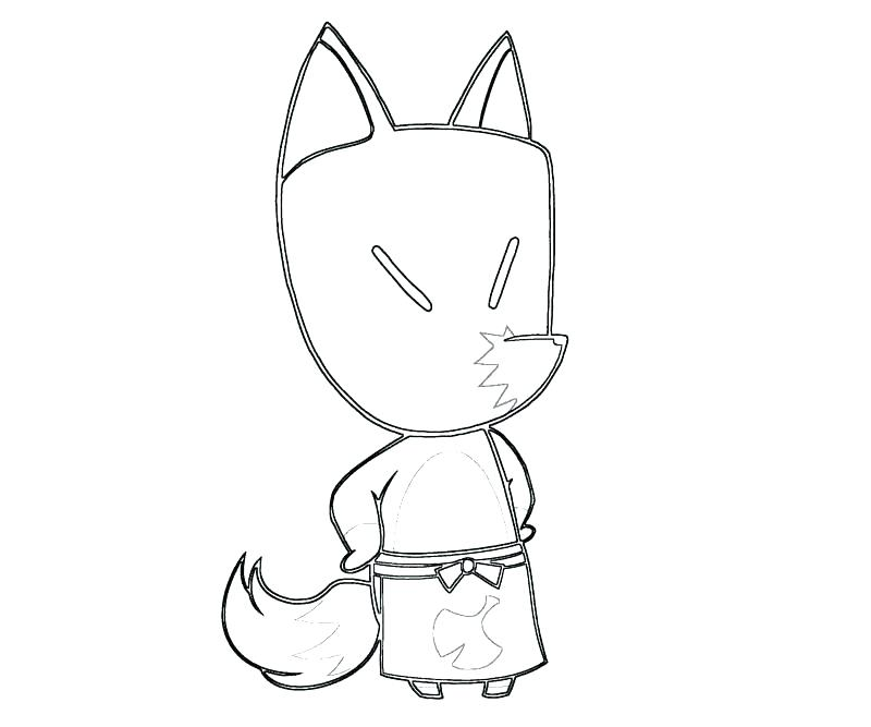 800x667 Animal Crossing Coloring Pages 35 And Animal Crossing Colouring