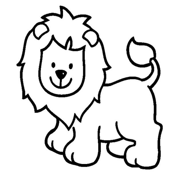 Animal Drawing For Children at GetDrawings.com | Free for personal ...