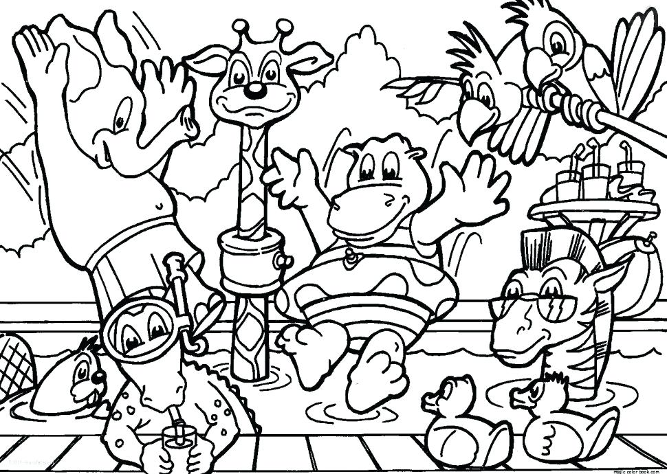 970x690 Colorings Games Animal Color Games Coloring Pages For Kids Cars
