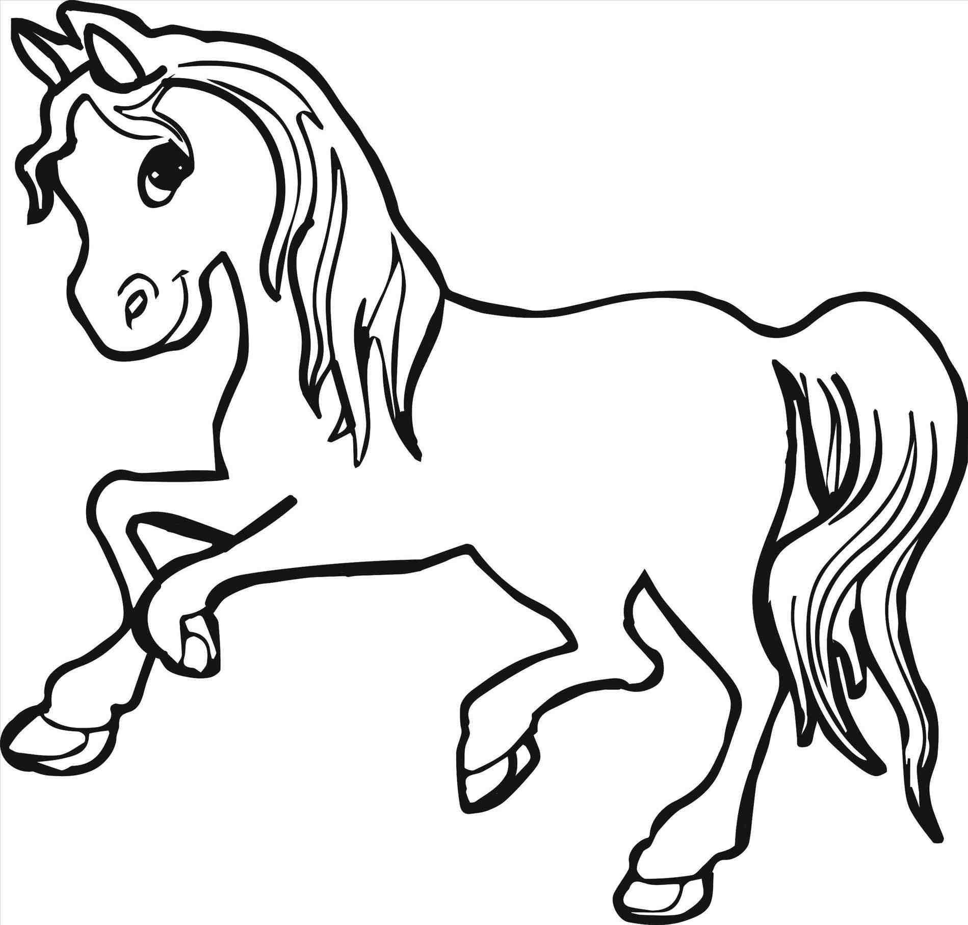 1899x1814 Games Coloring Pages For Adults Pichers Of S Colors Animal Horse