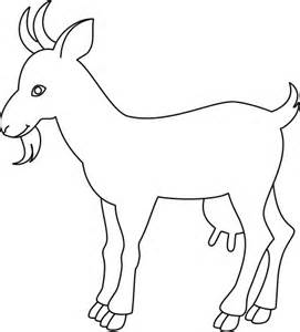 271x300 Outline Drawing Of Domestic Animals