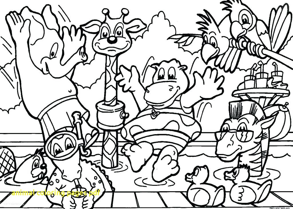 Animal Drawing Pdf at GetDrawings   Free download