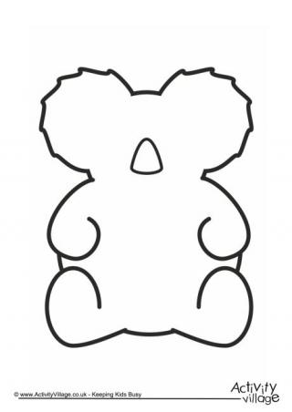 Animal Drawing Templates At GetDrawings