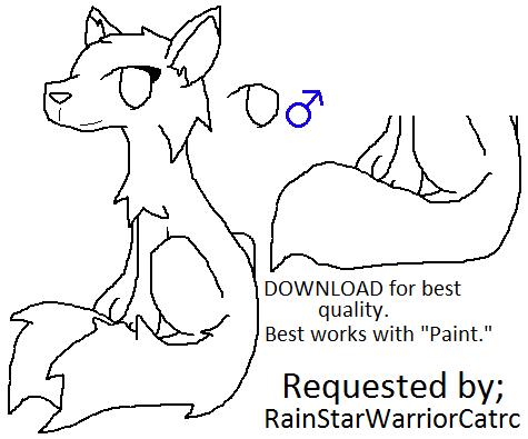 475x395 Animal Jam Wolf Base! Free To Use. By Liannakai