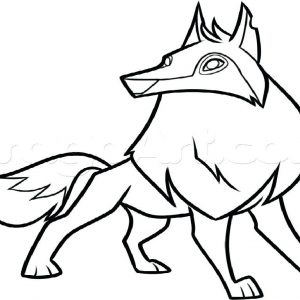 300x300 Coloring Pages Of Animal Jam Arctic Wolf Best Of Coloring Pages