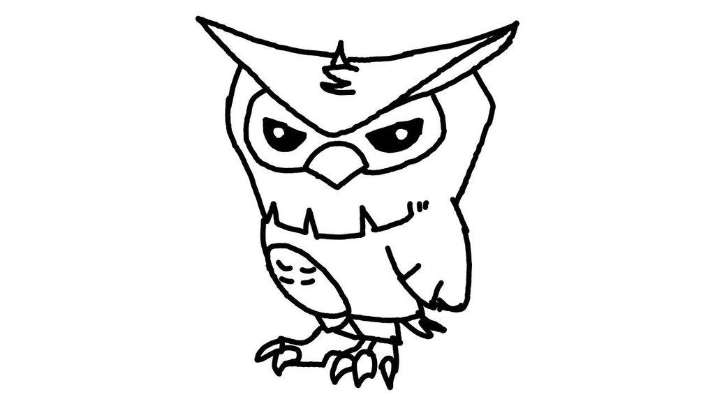 1024x582 Animal Jam Owl Base By Drawingsforu